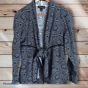 Dana Buchman 100% Cotton Cardigan